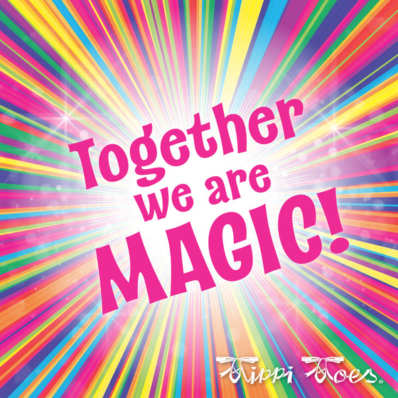 Together We Are Magic! (CD)