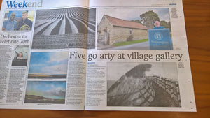 Nunnington Galleries in the news!