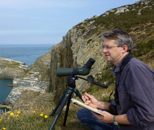 Jonathan Pomroy – Passionate Conservationist
