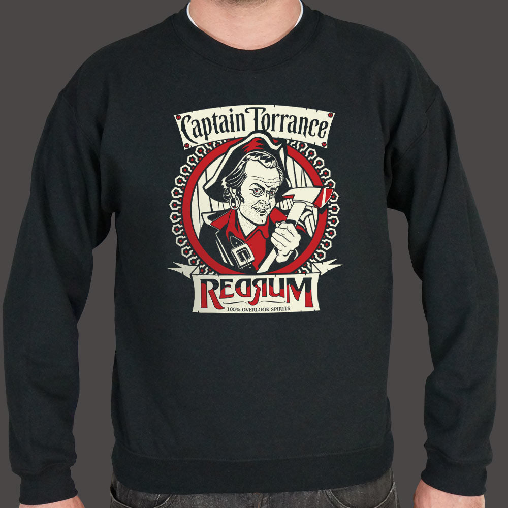 Brown Captain Torrance Red Rum Sweater (Mens) Small / Black,Medium / Black,2X-Large / Black,Large / Black,X-Large / Black,3X-Large / Black