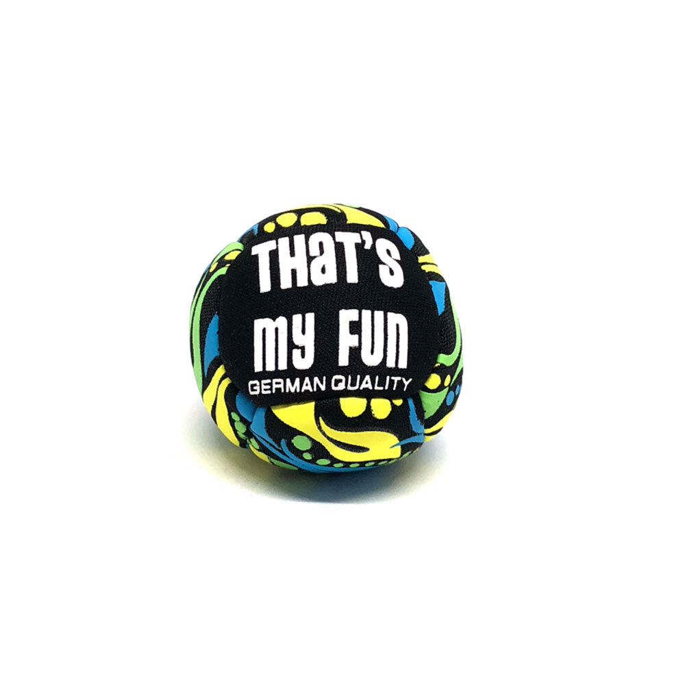 Black Thats My Fun Mini Funball Fireworks (Water Jumper) Blue & Yellow Default Title