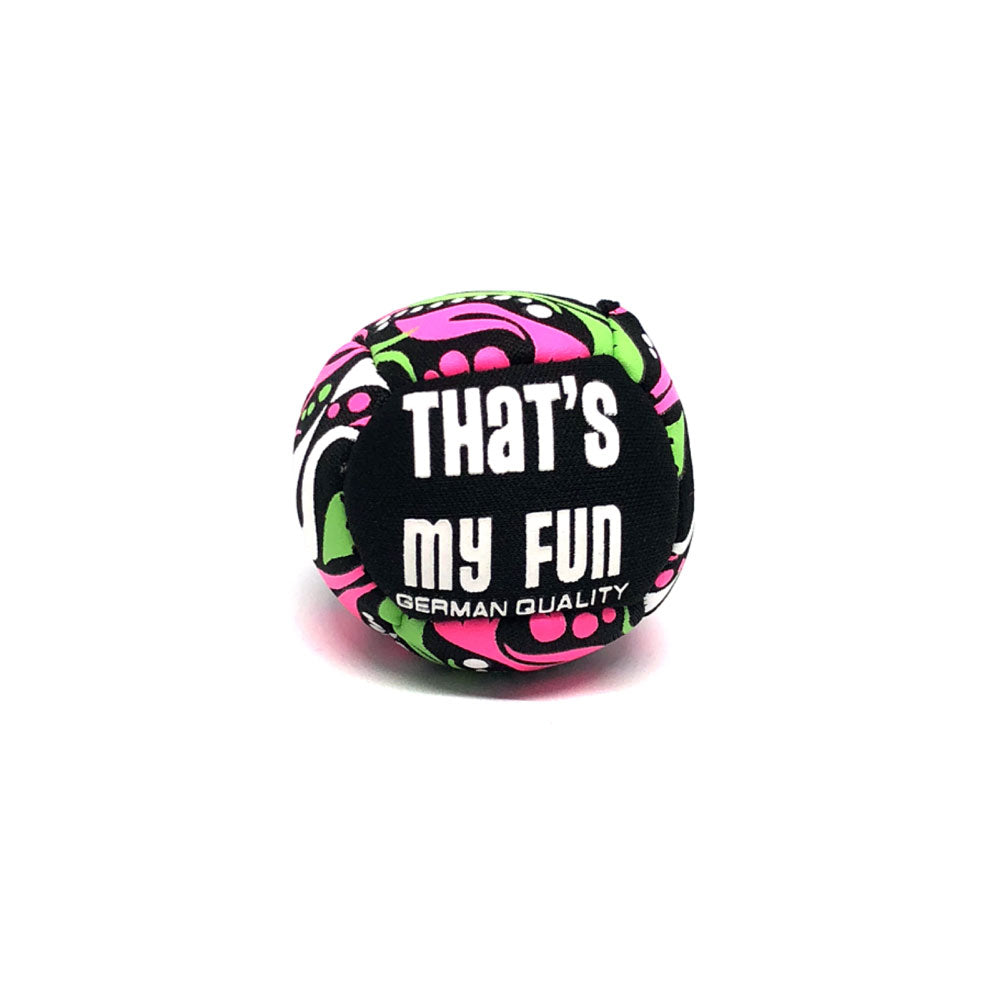 Black Thats My Fun Mini Funball Fireworks (Water Jumper) Pink & Green Default Title