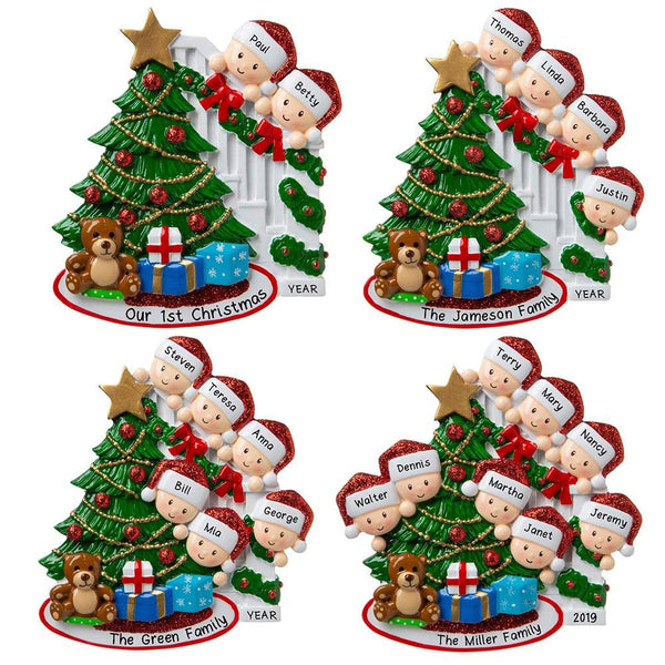 Dark Green Personalized Family Christmas Tree Ornament Family of 6 2,Family of 5 3,Family of 1 3,Family of 7 2,Family of 3 5,Family of 2 6,Family of 4 6,Family of 4 5,Family of 7,Family of 6 5,Family of 2 2,Family of 1 2,Family of 3 3,Family of 2 3,Family of 5 2,Family of 4 2,Family of 5,Family of 4,Family of 7 4,Family of 6,Family of 1,Family of 3 2,Family of 3,Family of 2,Family of 7 with pen,Family of 6 with pen,Family of 9 with pen,Family of 8 with pen,Family of 3 with pen,Family of 2 with pen,Family of