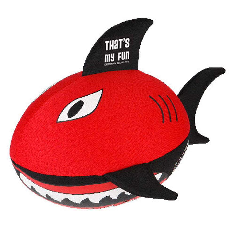 Red 11'' Neoprene Water Animal Balls Shark (Water Jumper) Default Title
