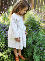 Prairie Dress- OOAK Sample-- Size 6/7