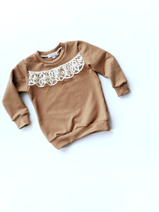 Ready-to-Ship Sweatshirt- Size 2T