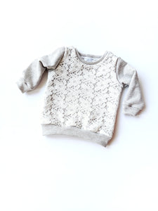 Ready-to-Ship Sweatshirt- Size 9/12 Months