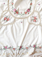 """Rosalie"" Made-to-Order Embroidered Outfit"