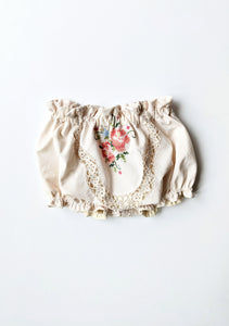 Ruffled Bloomers- Size 2T
