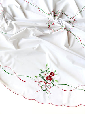 """Holly"" Made-to-Order Embroidered Outfit"