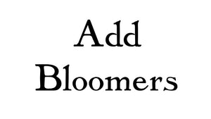 Bloomers Add-On