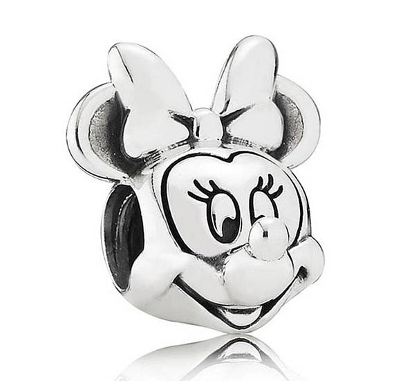 minnie mouse charm