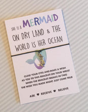 Mermaid wish string