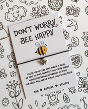 Bee wish string