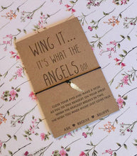 wing it wish string