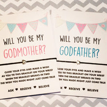 godparents proposal wish string