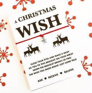 Christmas Wish String
