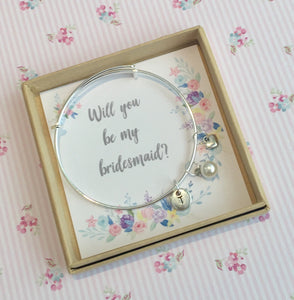 personalised bridesmaid gift