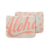 Aloha / Palm All Over- Small Clutch