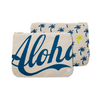 Aloha/ Palm All Over - Small Clutch