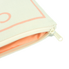"Cameron Hawaii - Large Clutch ""COCONUTS"" - Coral Pink"