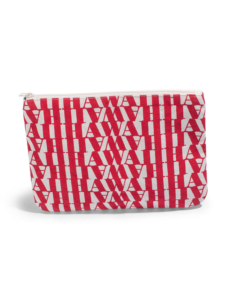 Hawaii Forever - Large Clutch - Cherry