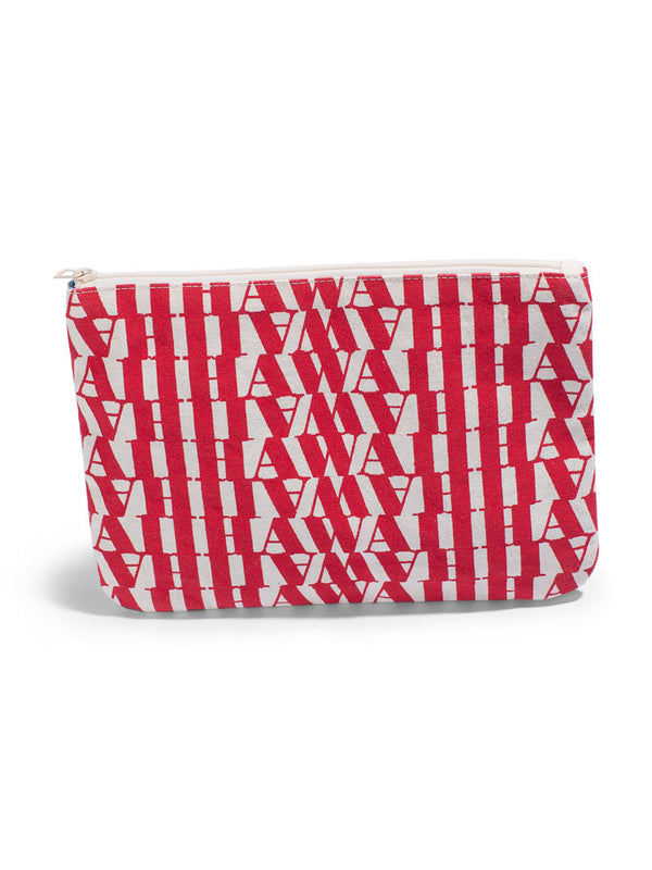 Hawaii Forever- Large Clutch- Cherry