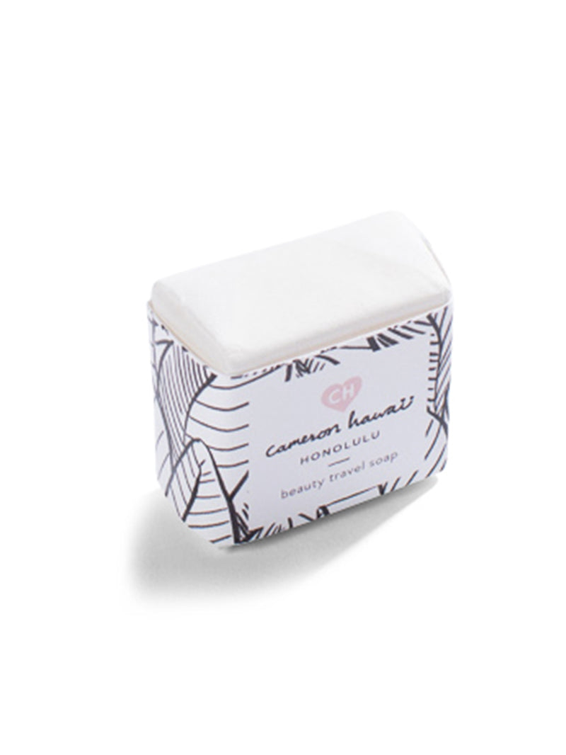 Cameron Hawaii - Travel Soap