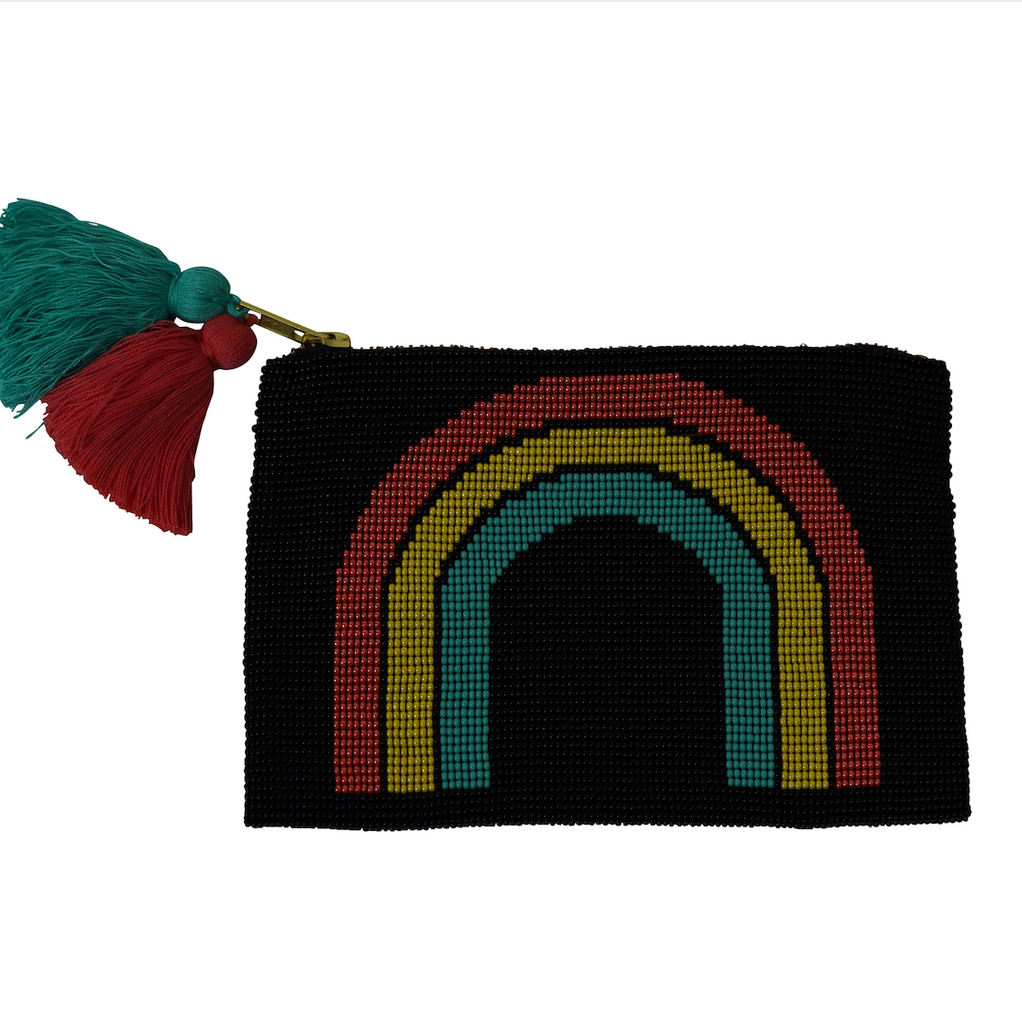 Kawaii Hawaii - Small Clutch - Beaded
