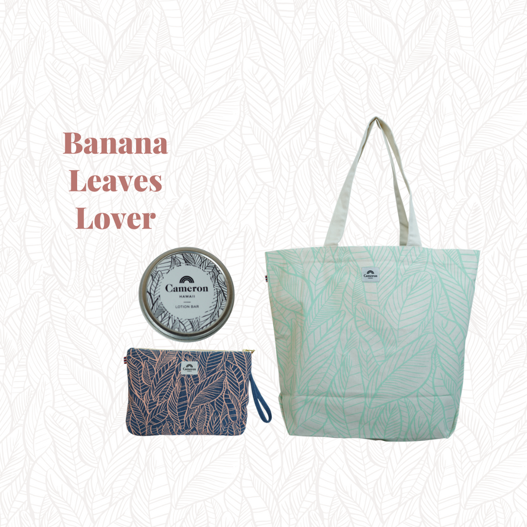 Banana Leaves Lover Package