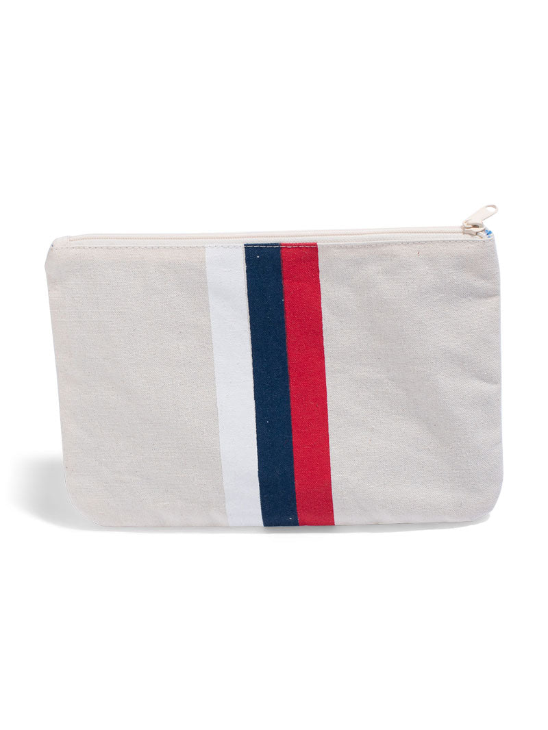 Stacked - Large Clutch- Cherry