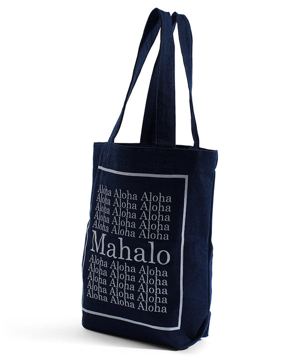 Mahalo - Bucket Bag - Dark Wash Denim