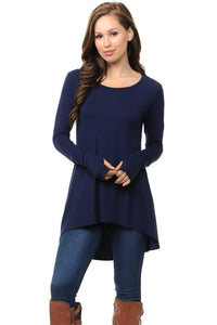 Perfect Tunic with THUMB HOLES!