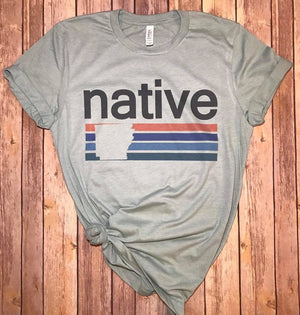 Native State T-Shirt