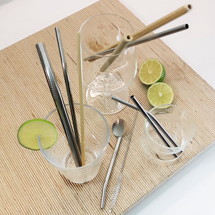 Kestopillit & pilliharjat – Ecostraws & brushes