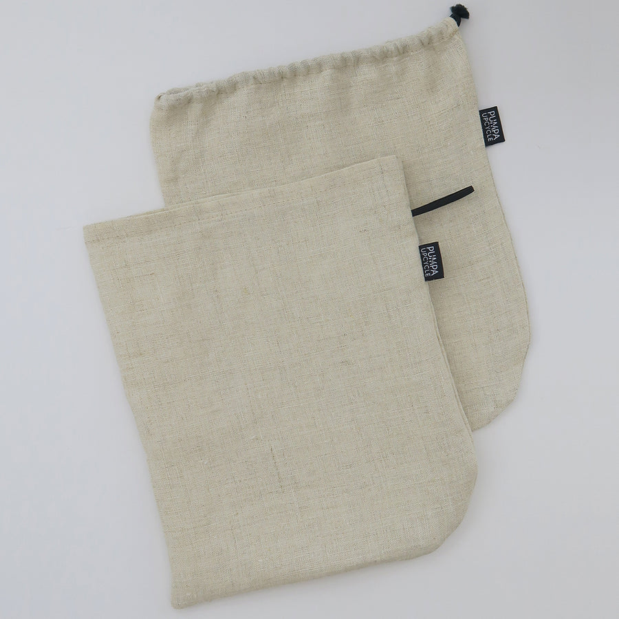 Kestopussi 100% hamppu – Produce bag 100% hemp