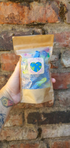 400g Single Sweet Bag of Vegan Tongue Painters.