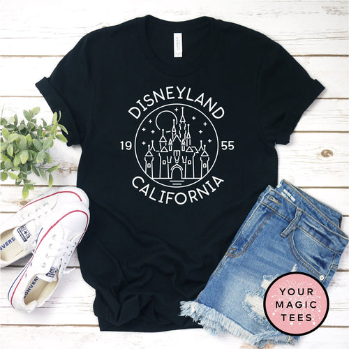 DL Castle Tshirt - 1 For 25$ or 2 For 40$ + Free Shipping USA Only