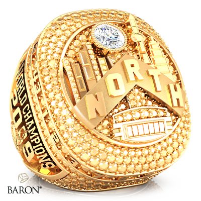 Championship Paperweight Ring
