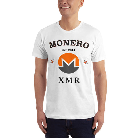 Monero XMR Men's T-shirt - Crypto Fits