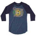 Got That Bitcoin Fever 3/4 Sleeve Tee