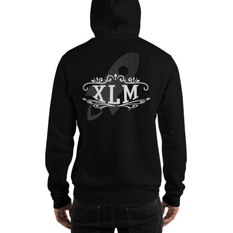 XLM Stellar Hoodie / Front and Back Print