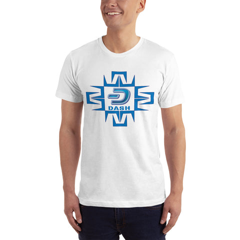 Dash Digital Men's T-Shirt - Crypto Fits