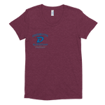 Digibyte DGB Women's Crew Neck T-shirt - Crypto Fits