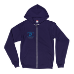 Digibyte DGB Men's Hoodie - Small Print - Crypto Fits