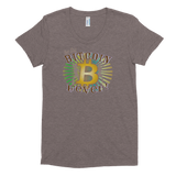 Bitcoin Fever Women's T-Shirt