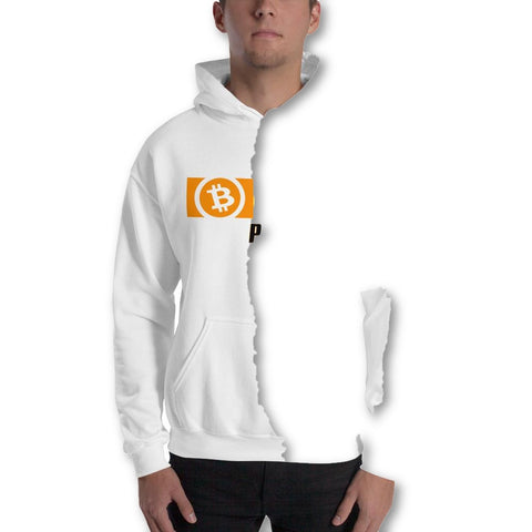 Bitcoin Cash Please Hooded Sweatshirt