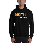Bitcoin Cash Men's Dark Hoodie