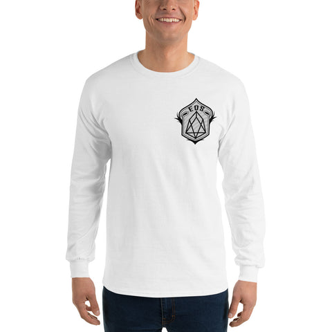 EOS Long Sleeve T-Shirt - Crypto Fits