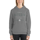 Original Bitcoin Women's Hoodie - Crypto Fits